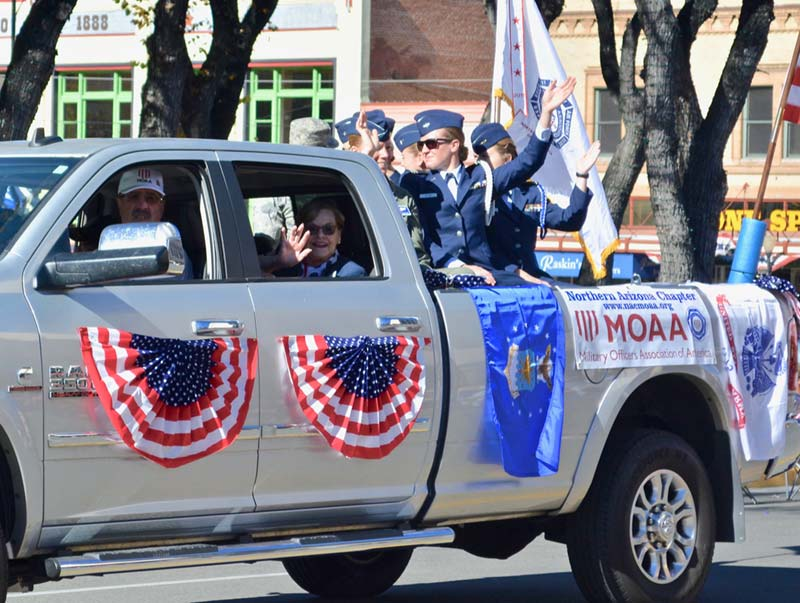Prescott Veterans' Day Parade
