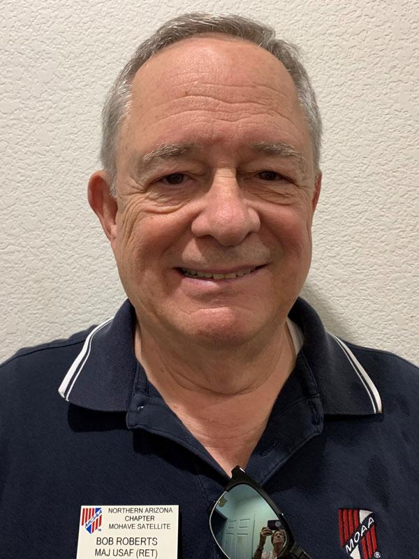 Maj Bob Roberts